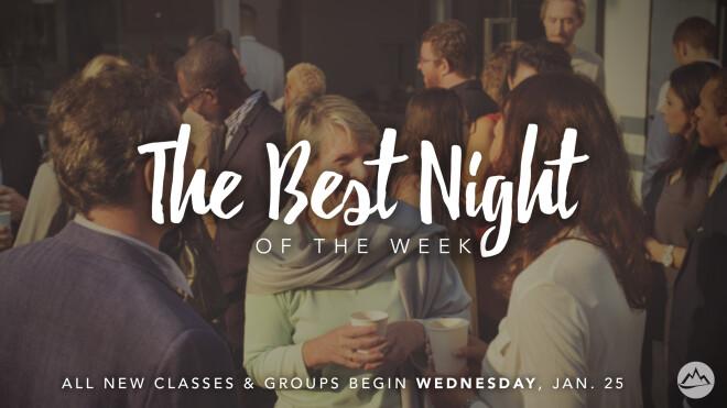 Best Night of the Week!