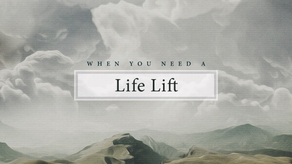 When You Need a Life Lift