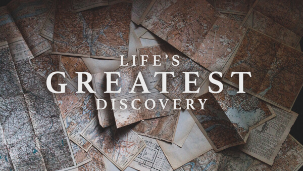 Life's Greatest Discovery