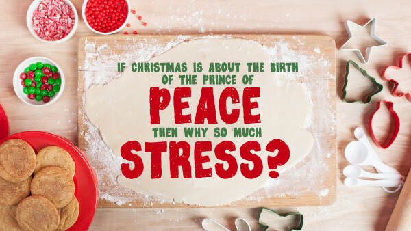 Peace & Stress