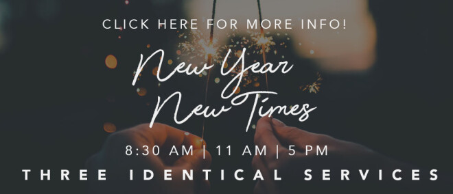 New Year, New Times!