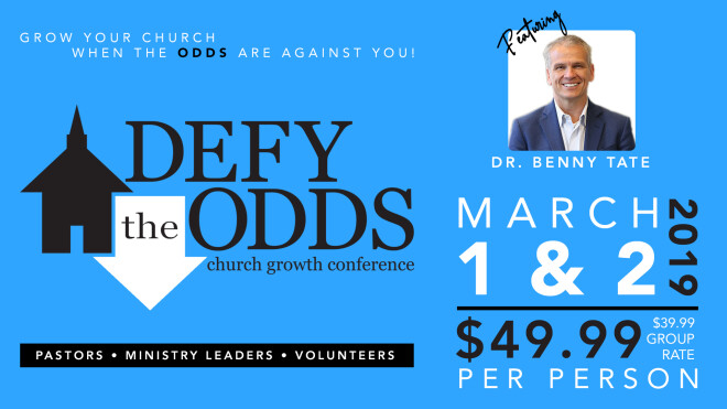 Defy the Odds Conference 2019