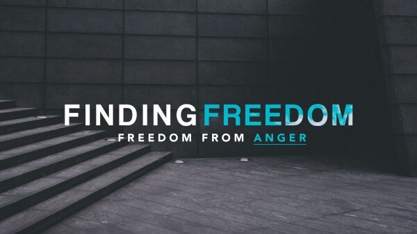 Freedom From Anger