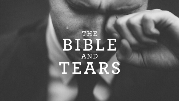 The Bible and Tears
