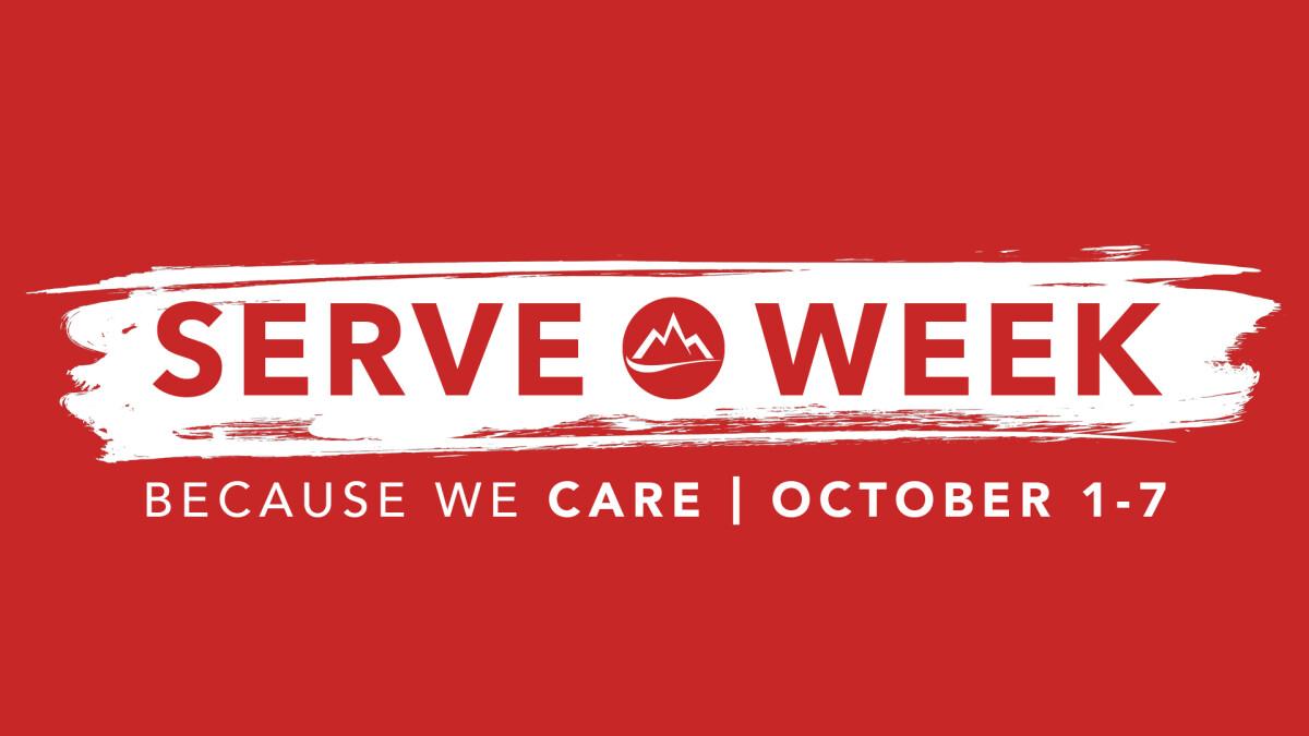 Serve Week 2018