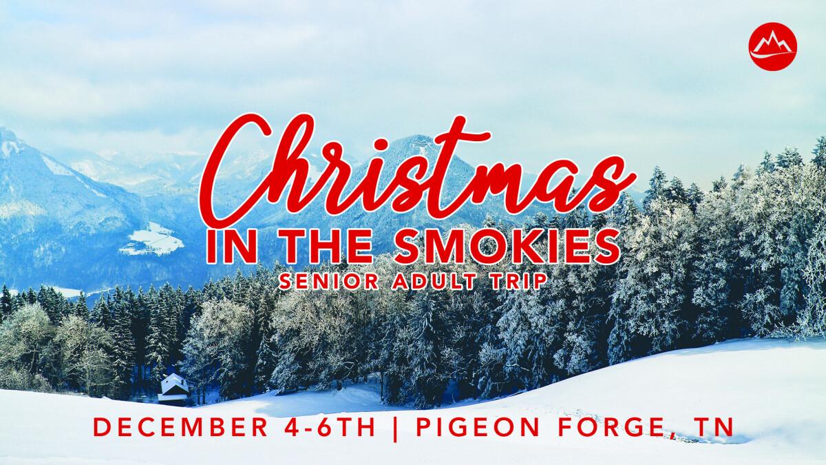 Christmas In The Smokies.Christmas In The Smokies Senior Adult Trip Macon Campus