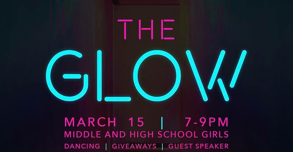 The Glow Girls' Night