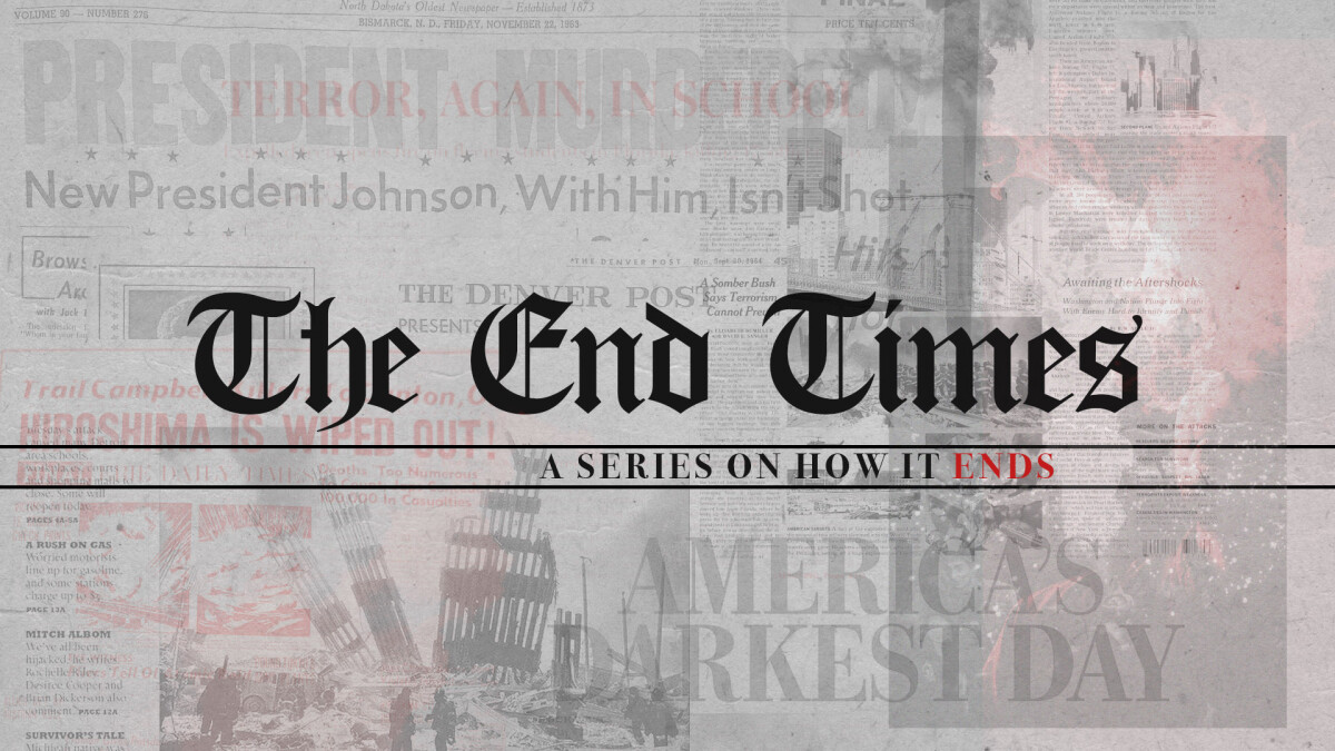 The End Times Sermon Series