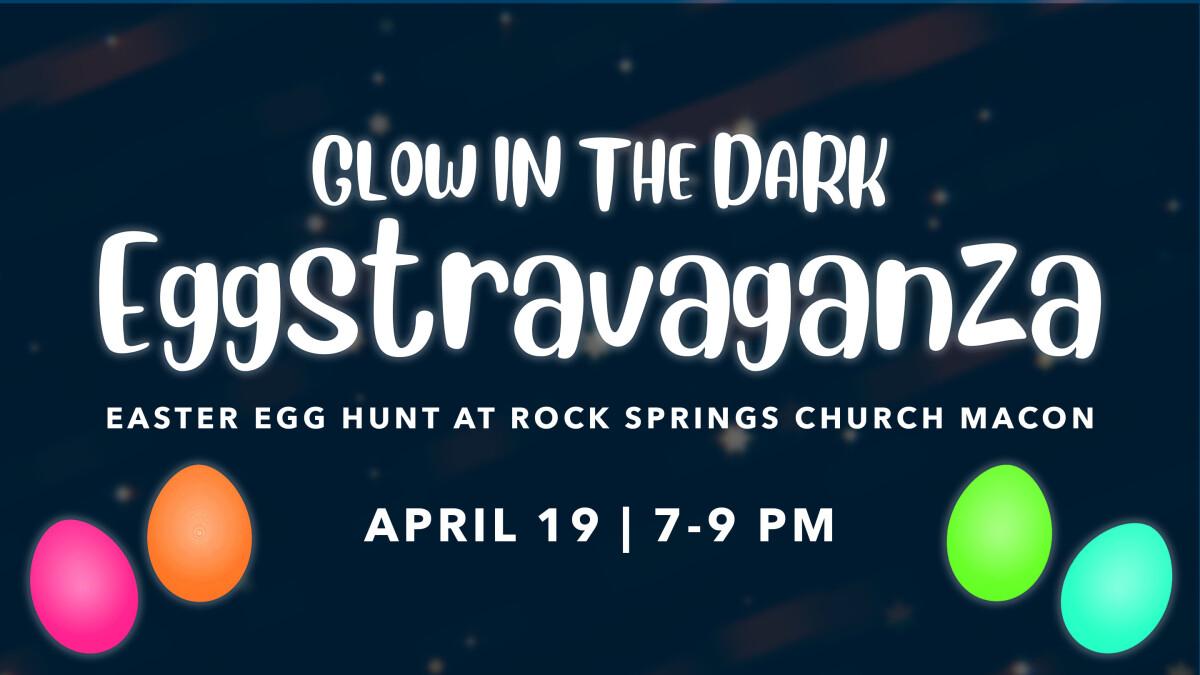 Easter Eggstravaganza - Macon Campus