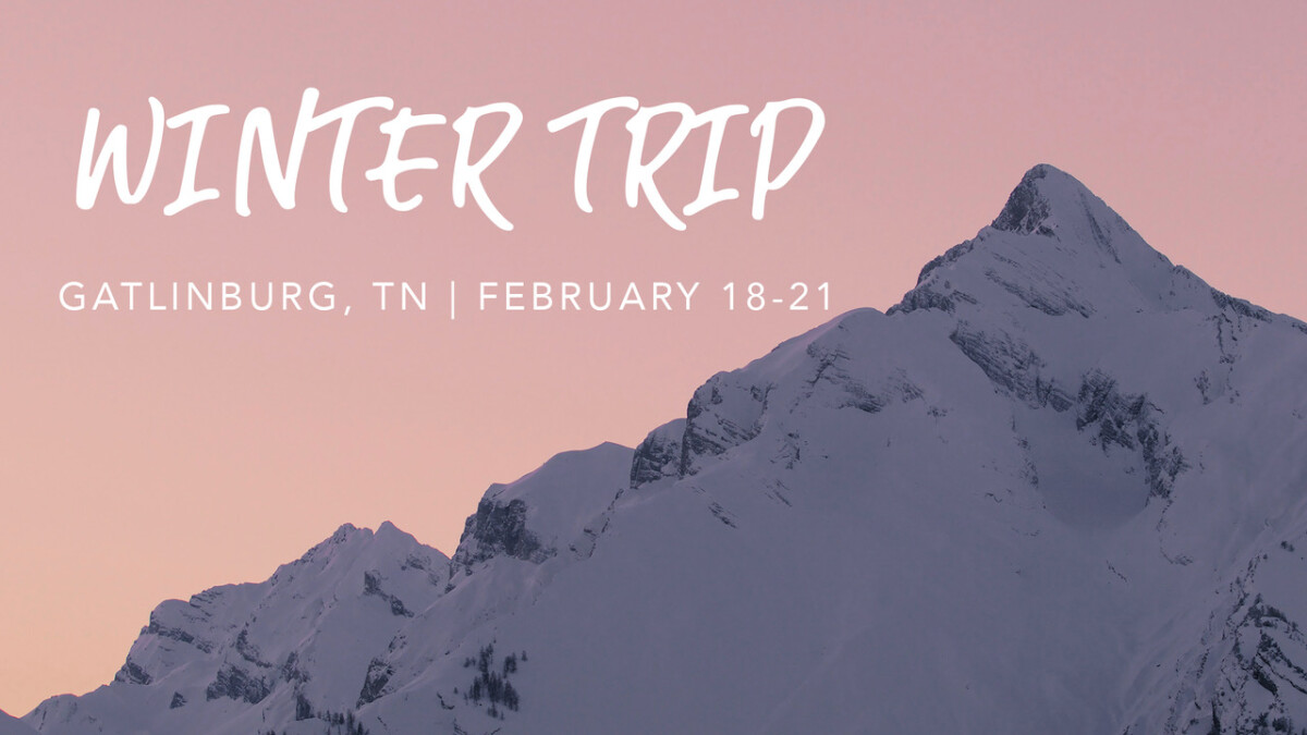 Student Winter Trip