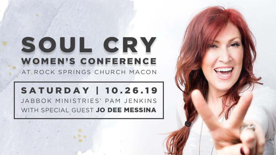 Soul Cry Women's Conference - Macon Campus