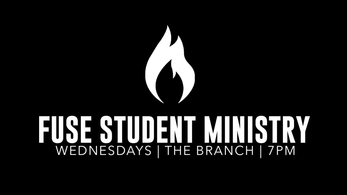 FUSE STUDENT MINISTRY